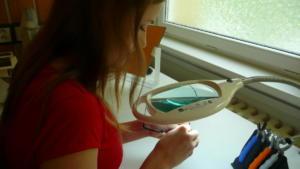 Montážní práce (montáž očnice)