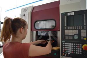 Leštění na CNC stroji
